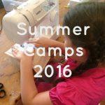 MMT Summer Camps 2016