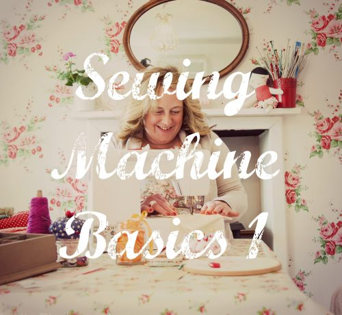 Sewing Machine Basics 1