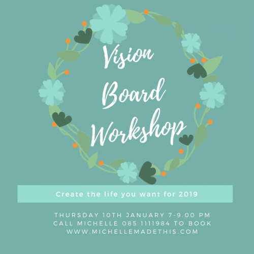 Vision Board Workshop