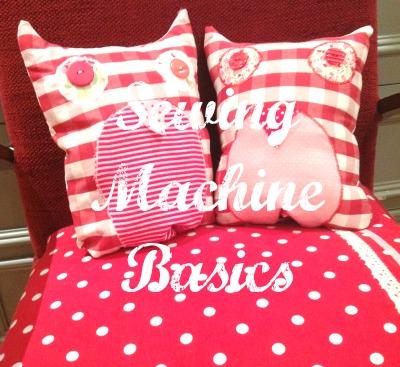 Sewing Machine Basics Workshop