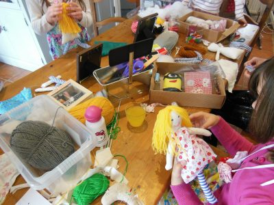 MMT Doll Making