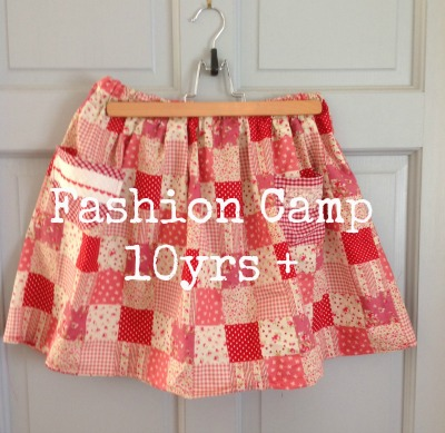 MMT Fashion Camp