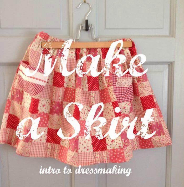 mmt make a skirt