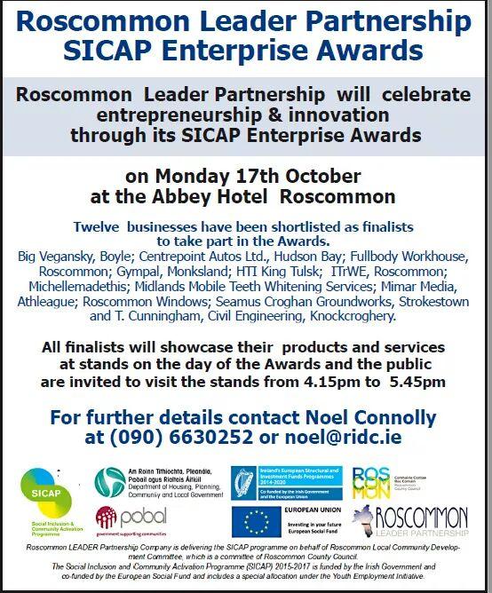 sicap enterprise-awards