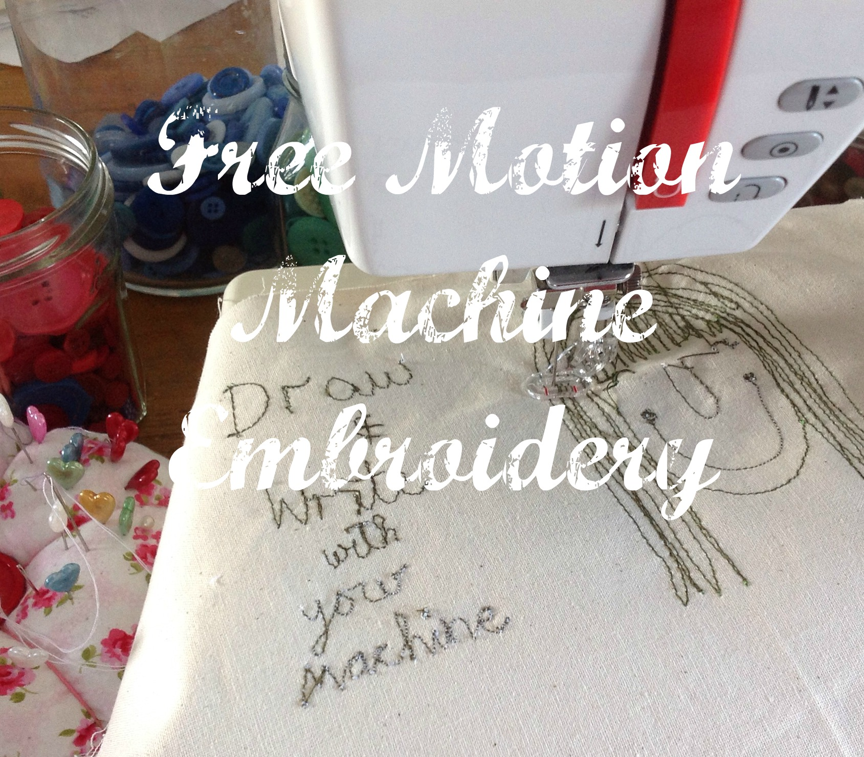 mmt free motion embroidery