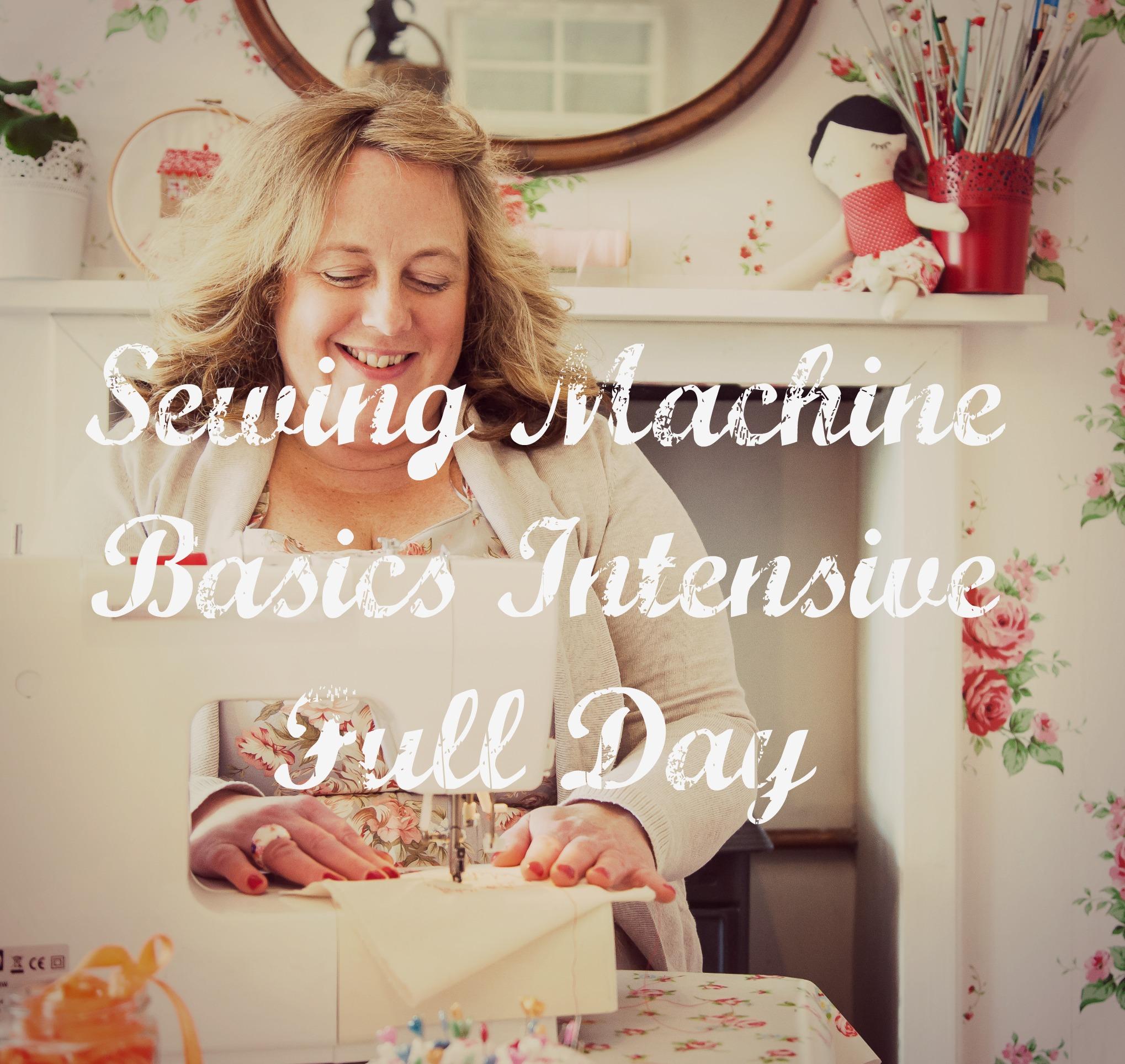 mmt Sewing Basics Full Day