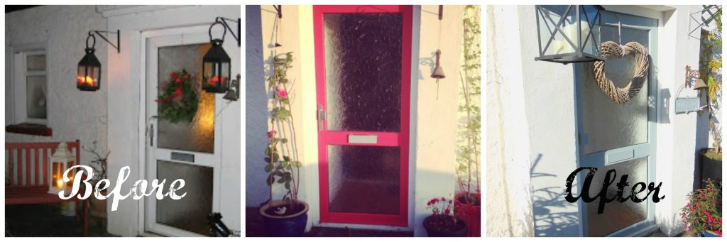 pvc painted-door