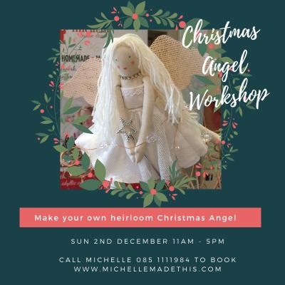 Christmas Angel Workshop