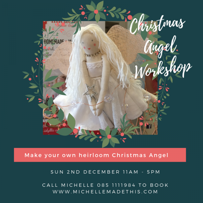 Christmas Angel Workshop