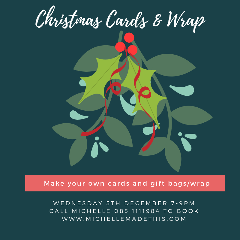 DIY Christmas Cards and Gift Wrap