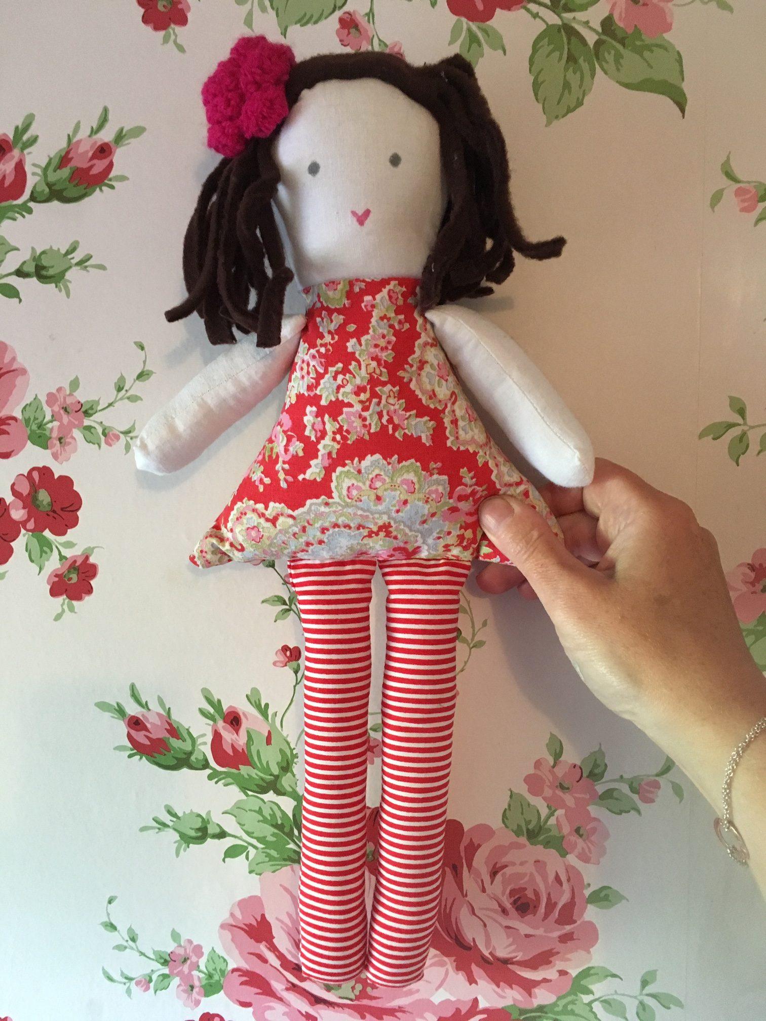 Rag Doll Sewalong